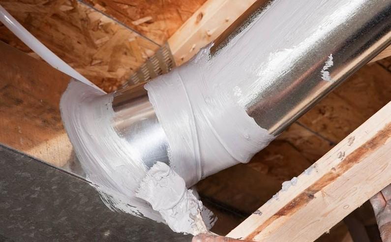Air Duct Leak Repair