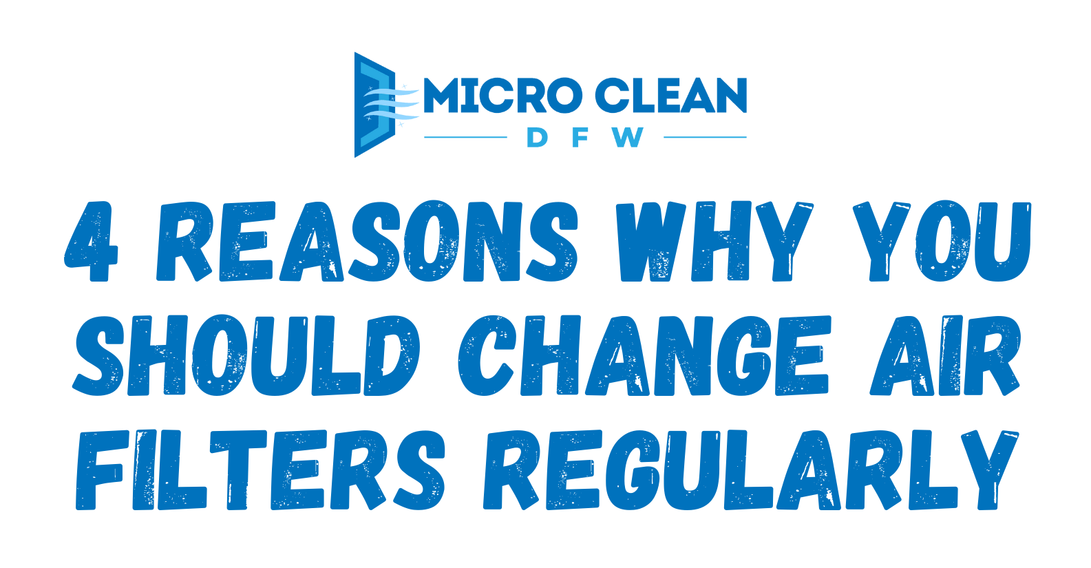 4 Reasons Why You Should Change Air Filters Regularly