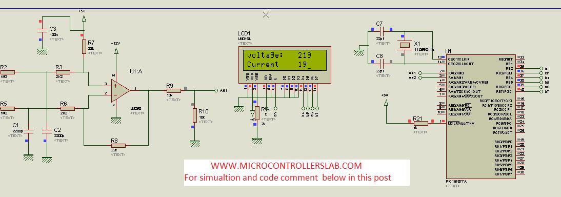 ac voltage measurement