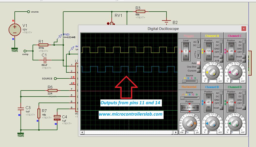 output of sg3525