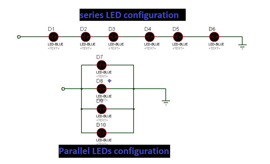 LED driver using UC3842