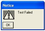 Probe test