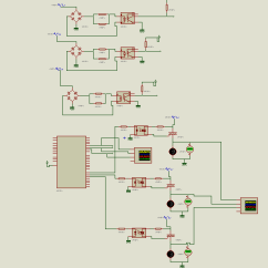 Three Phase Induction Motor Diagram Taotao 50cc Scooter Ignition Wiring Soft Starter For 3 Using Pic Microcontroller