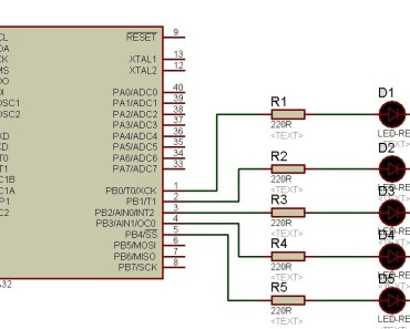 8051 Microcontroller – Programming Tutorials, Simulators ...