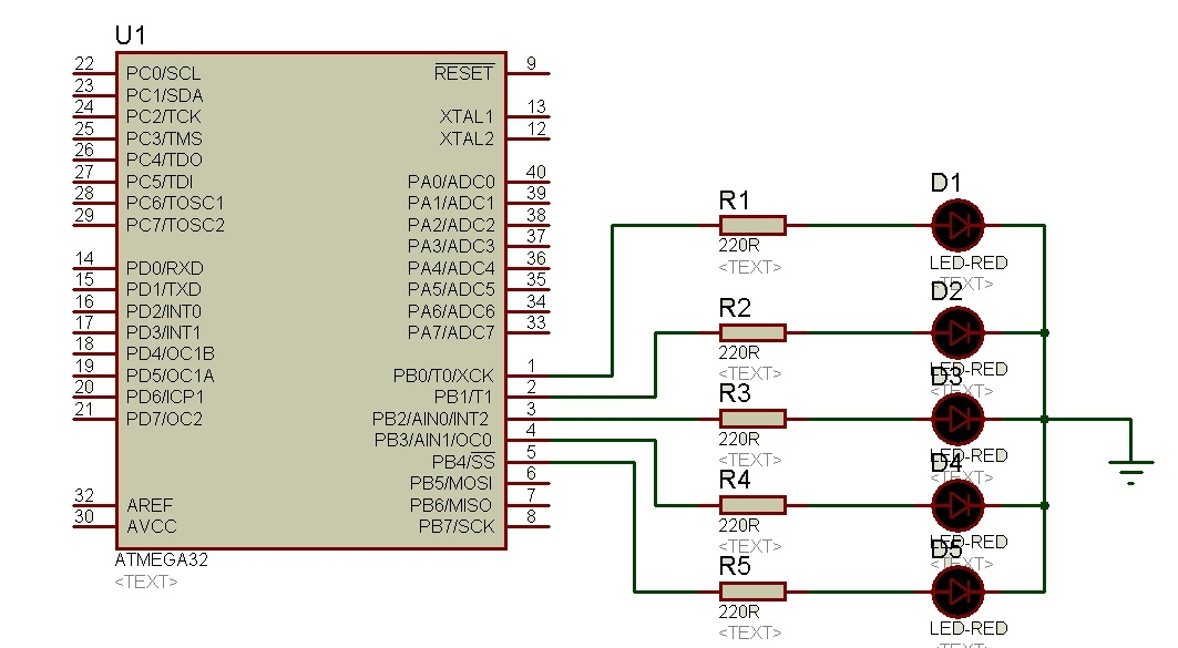 How to use timers of avr microcontroller with code