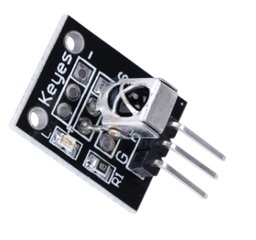 ir receiver pin out