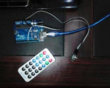 IR sensor interfacing with Arduino