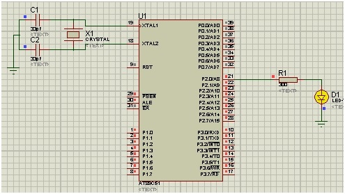 8051 timer how to generate delay using 8051 microcontroller