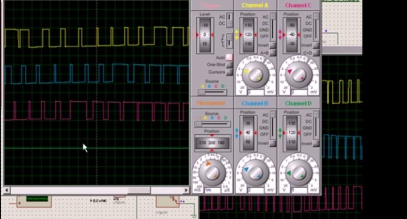 space vector pulse width modulation using pic microcontroller