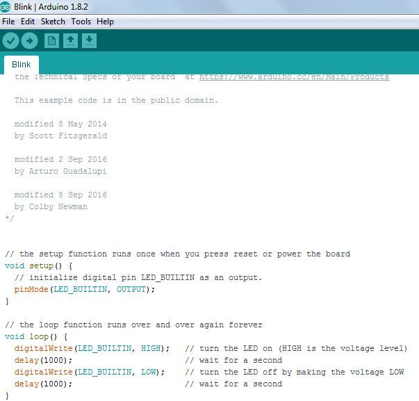Arduino programming tutorial for beginners in c langauge