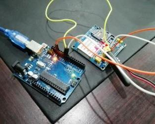 GSM module interfacing with Arduino