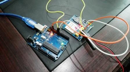 GSM module interfacing with Arduino