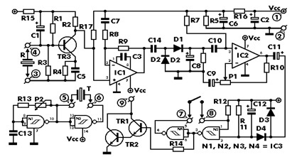 Astounding Ultrasonic Sensor Working Applications And Advantages Wiring Cloud Hisonuggs Outletorg