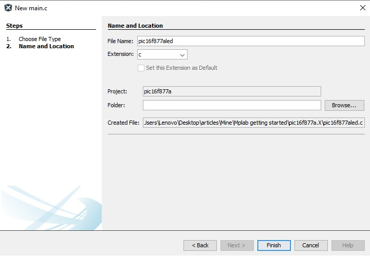 add source file name