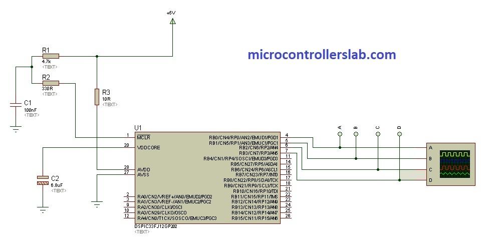 DsPIC33F microcontroller based pure sine wave inverter