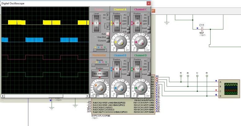 sinusoidal pulse width modulation generation