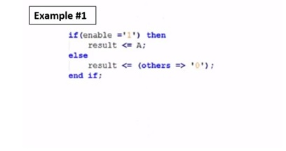 VHDL programming example 1