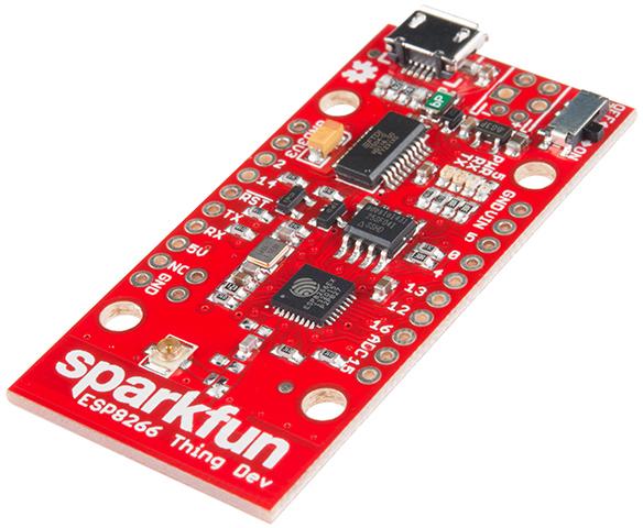 ESP8266 development board