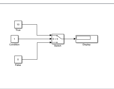 How to use Conditional statements in simulink : tutorial 6