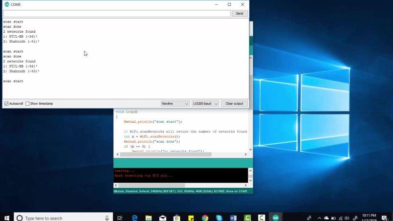 installing ESP32 in Arduino IDE 18