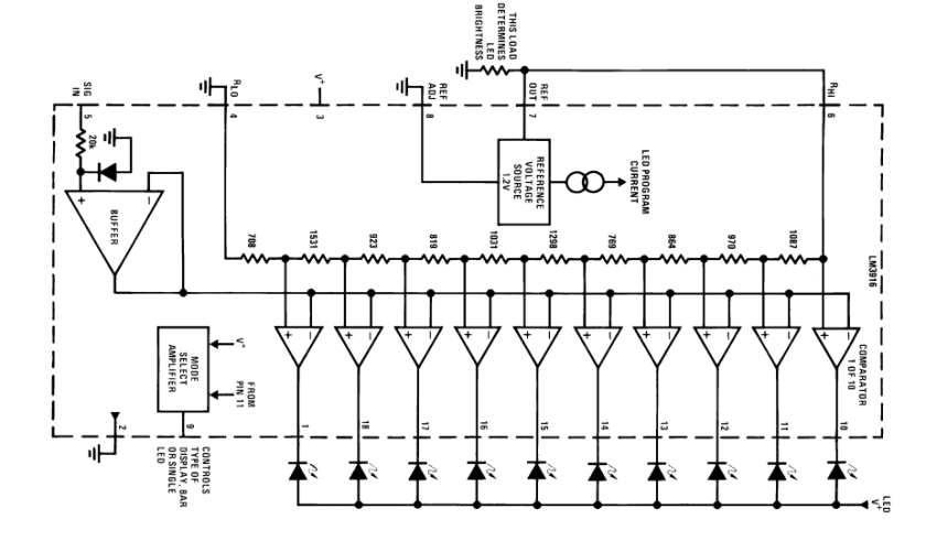 LM3916 Example