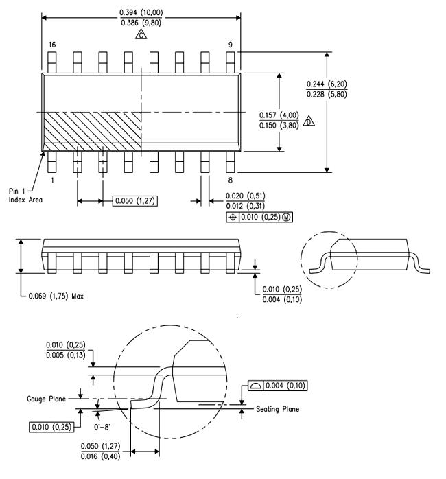 4049 2D diagram
