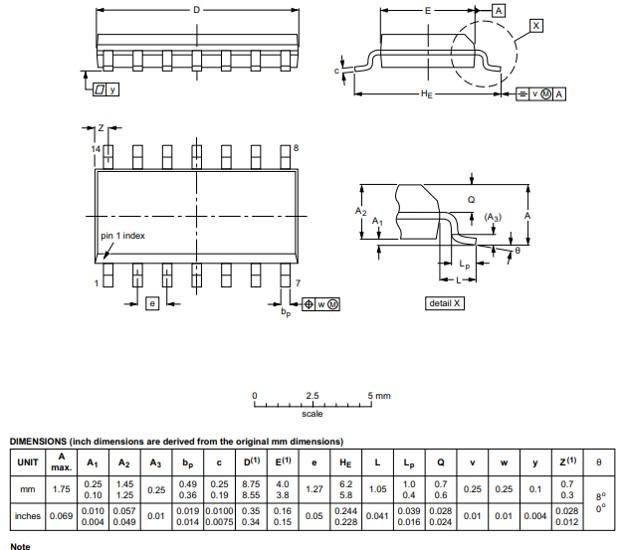 Dual D Flip Flop 2D diagram