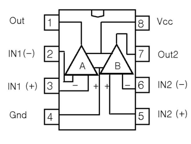 internal op amp structure