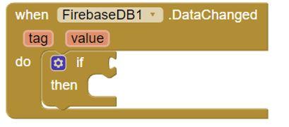 ESP8266 Google Firebase build your own app MIT Inventor 17