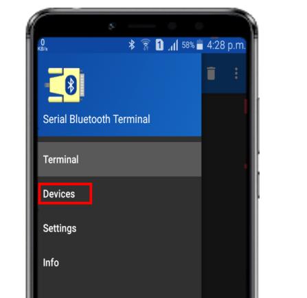Serial Bluetooth demo2