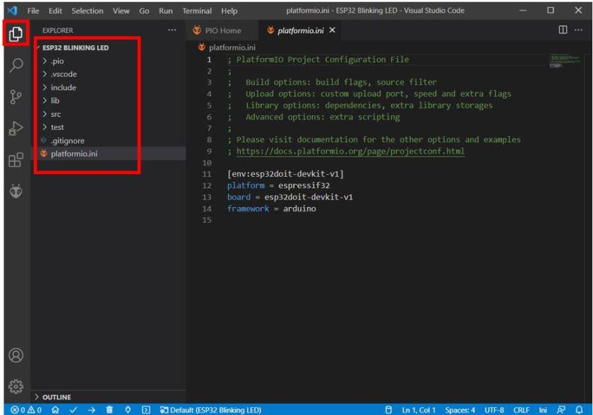 VS Code with PlatformIO 8