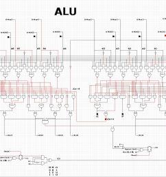 1 bit alu block diagram [ 1908 x 1223 Pixel ]