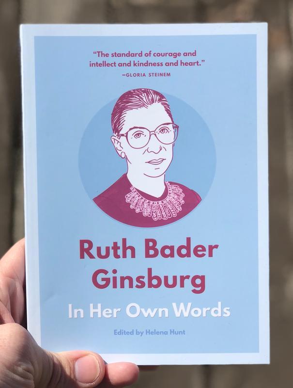ruth bader ginsburg in