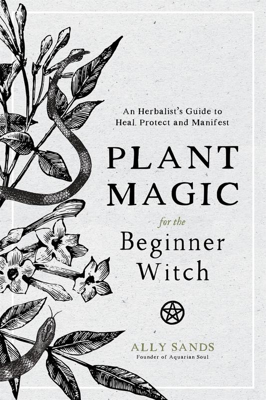 Plant Magic for the Beginner Witch: An Herbalist's Guide
