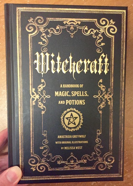 witchcraft a handbook of