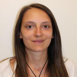 Céline Bailly, auxiliaire de crèche