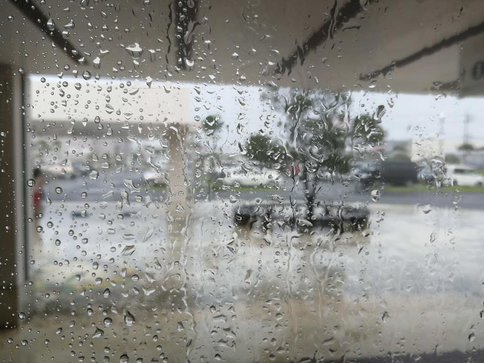 Blev vi ramt af tyfonen alligevel?