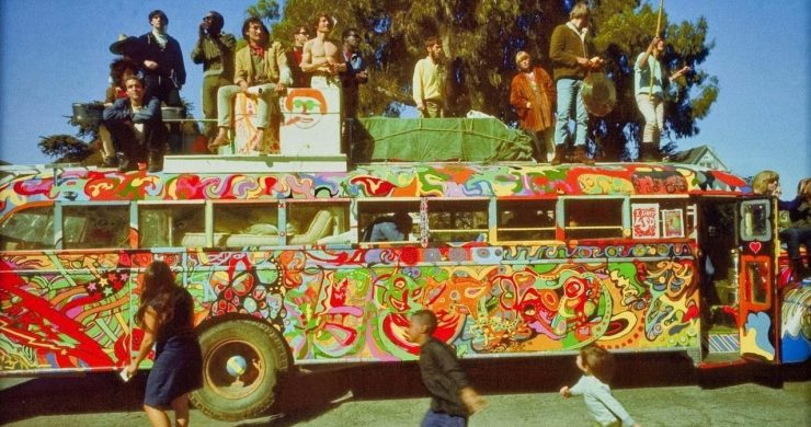 Grateful Dead Attended Their 1st LSD/Acid Test, On This Day In 1965