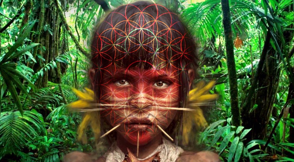 "Experience Vivid ""Waking Dream State"" Ayahuasca Changes Brainwaves"