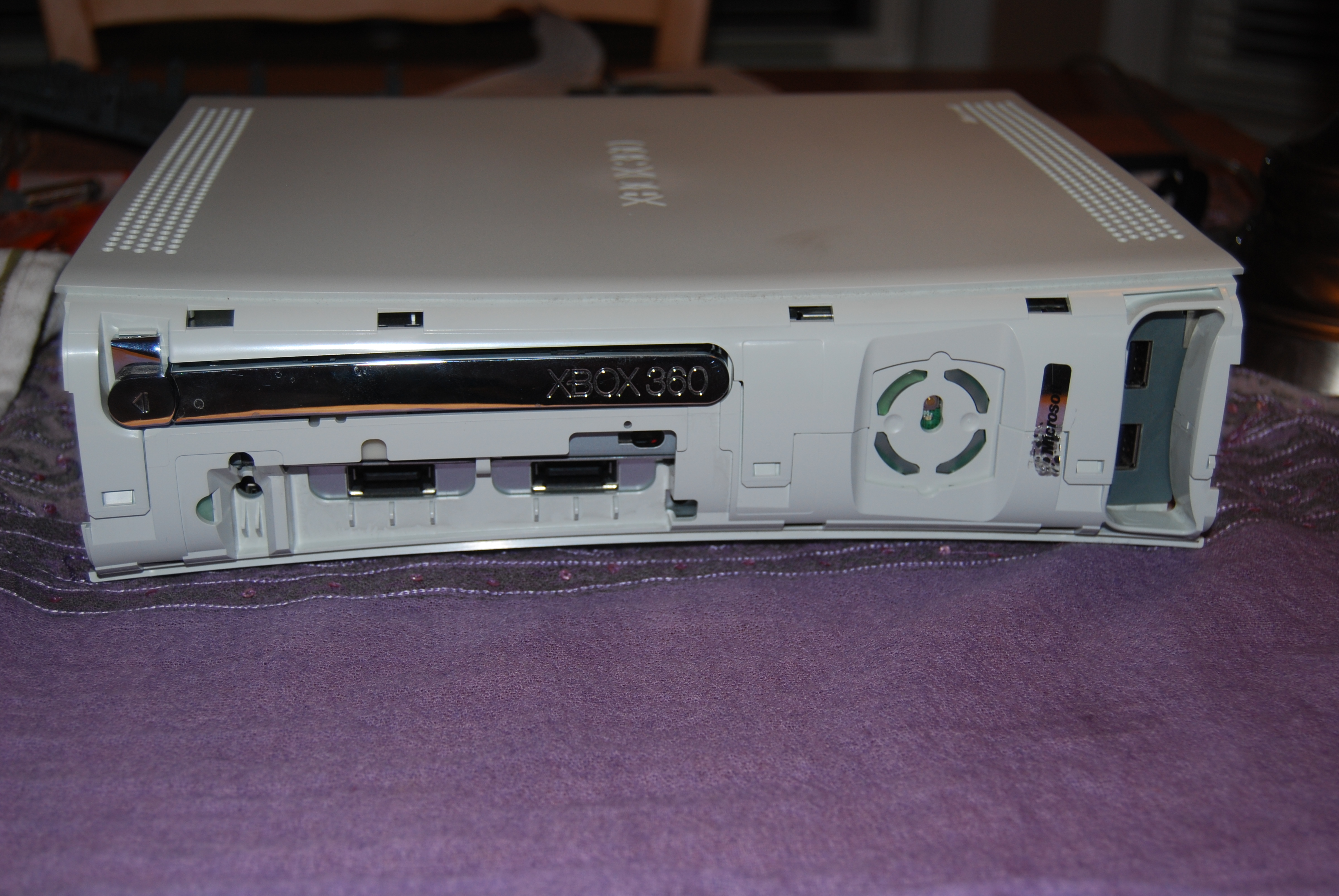 Front o' XBox