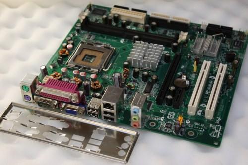 Intel D101ggc Socket Lga775 Pciexpress Motherboard D35788308