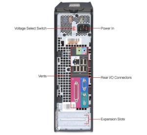 Cheap Dell OptiPlex 755 Small Form Factor Desktop PC or Refurbished Computers Buy cheap PC at