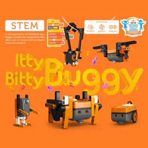 Itty Bitty Buggy - Microduino