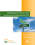 Marketing for Micro 101