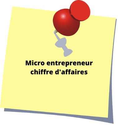 micro entrepreneur seuils de chiffres d'affaires et tva