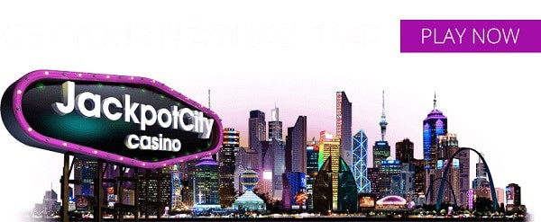 Jackpot City Casino register and login to play for free