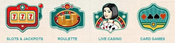 777.com Casino games
