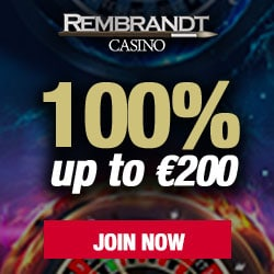 How to get 10 free spins no deposit bonus to Rembrandt Casino?