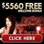 Get $5,560 free spins welcome bonus to Grand Hotel Casino!