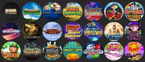 Jackpot Village Casino Games and Software